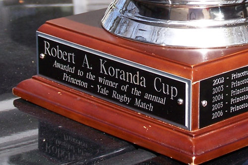 Yale to Defend the Rob Koranda Cup