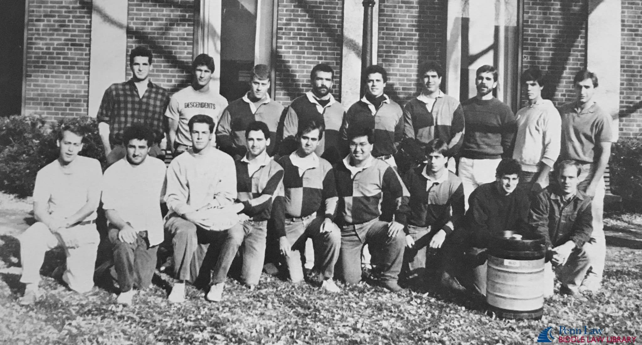 1988 Old Goat Rugby Football Club