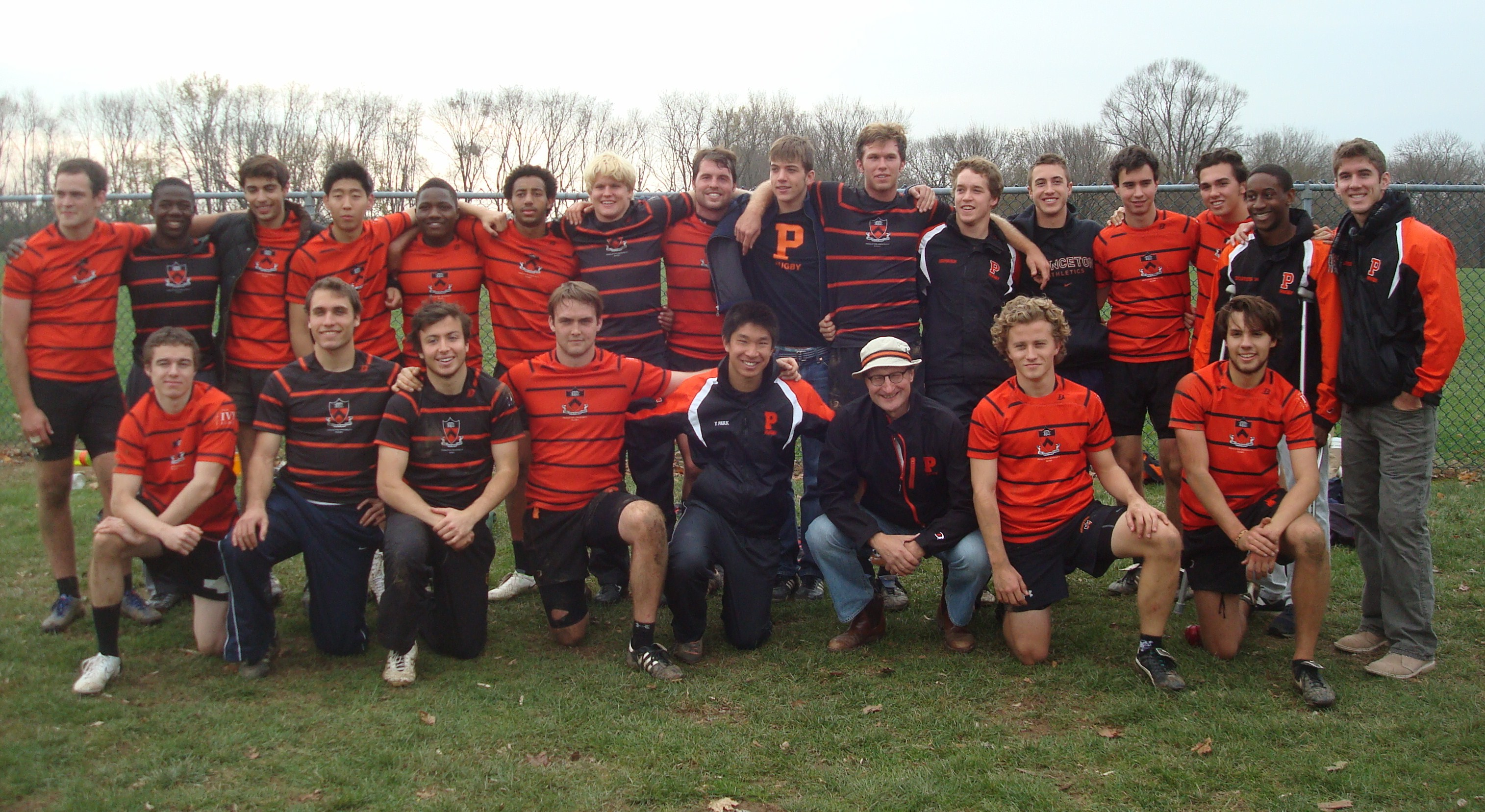 Princeton Rugby 2012 Sevens
