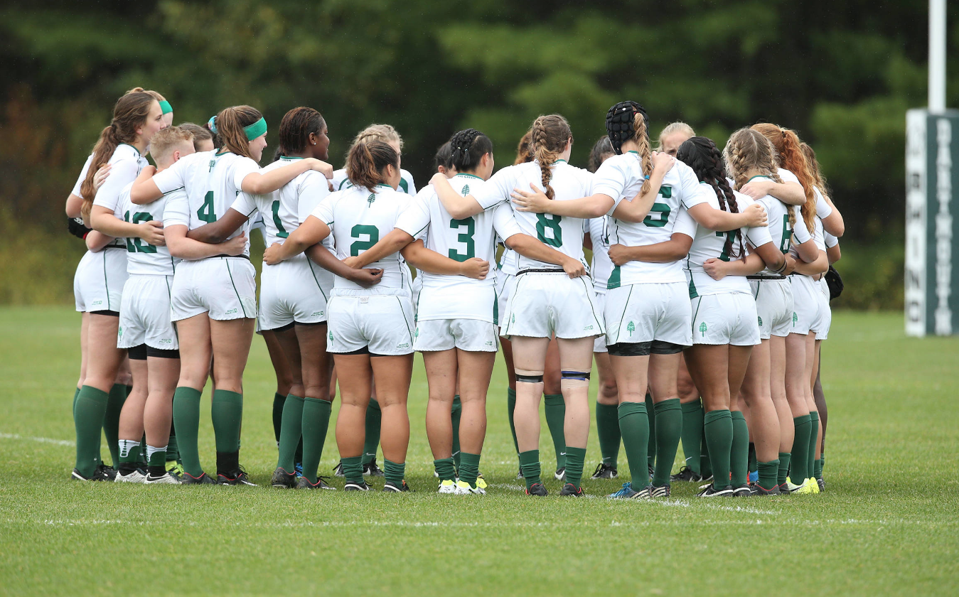 Dartmouth Rugby Women Champions