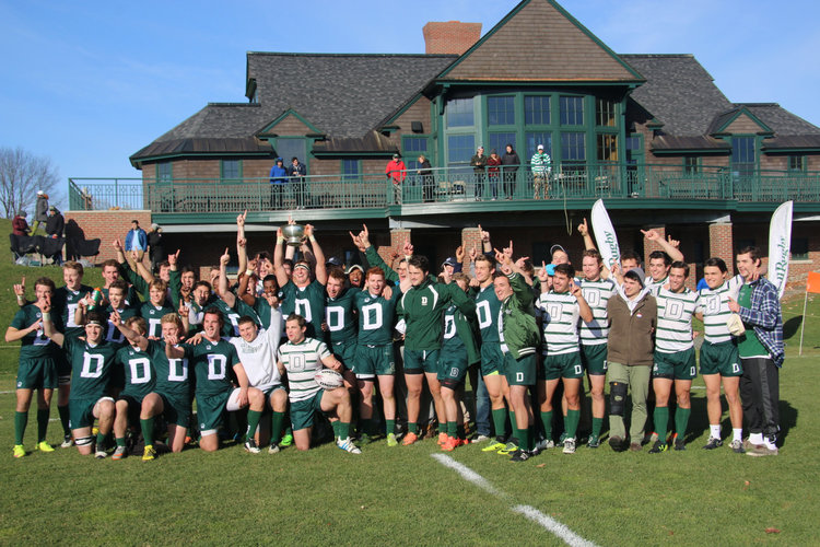 Dartmouth Men Ivy Champs