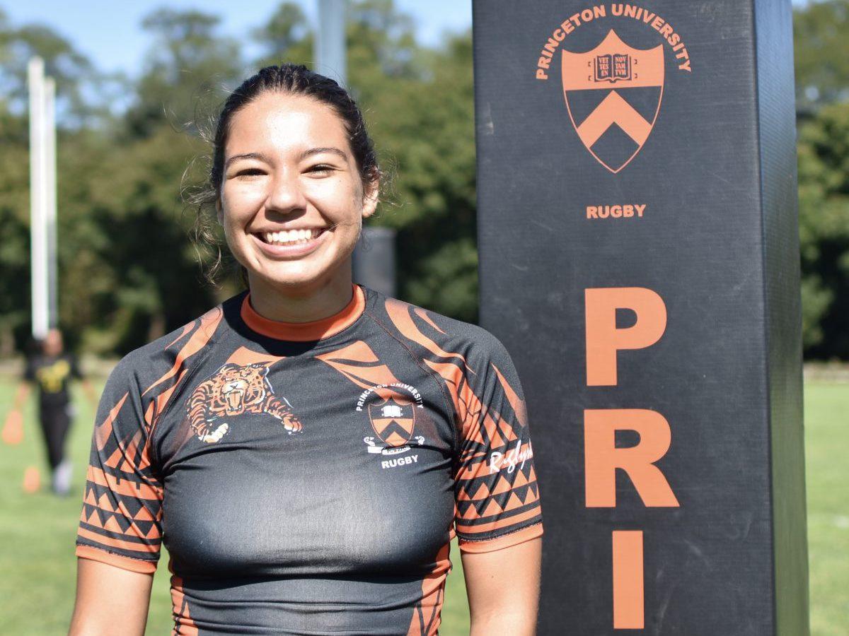 Alex Aparicio, Princeton Rugby