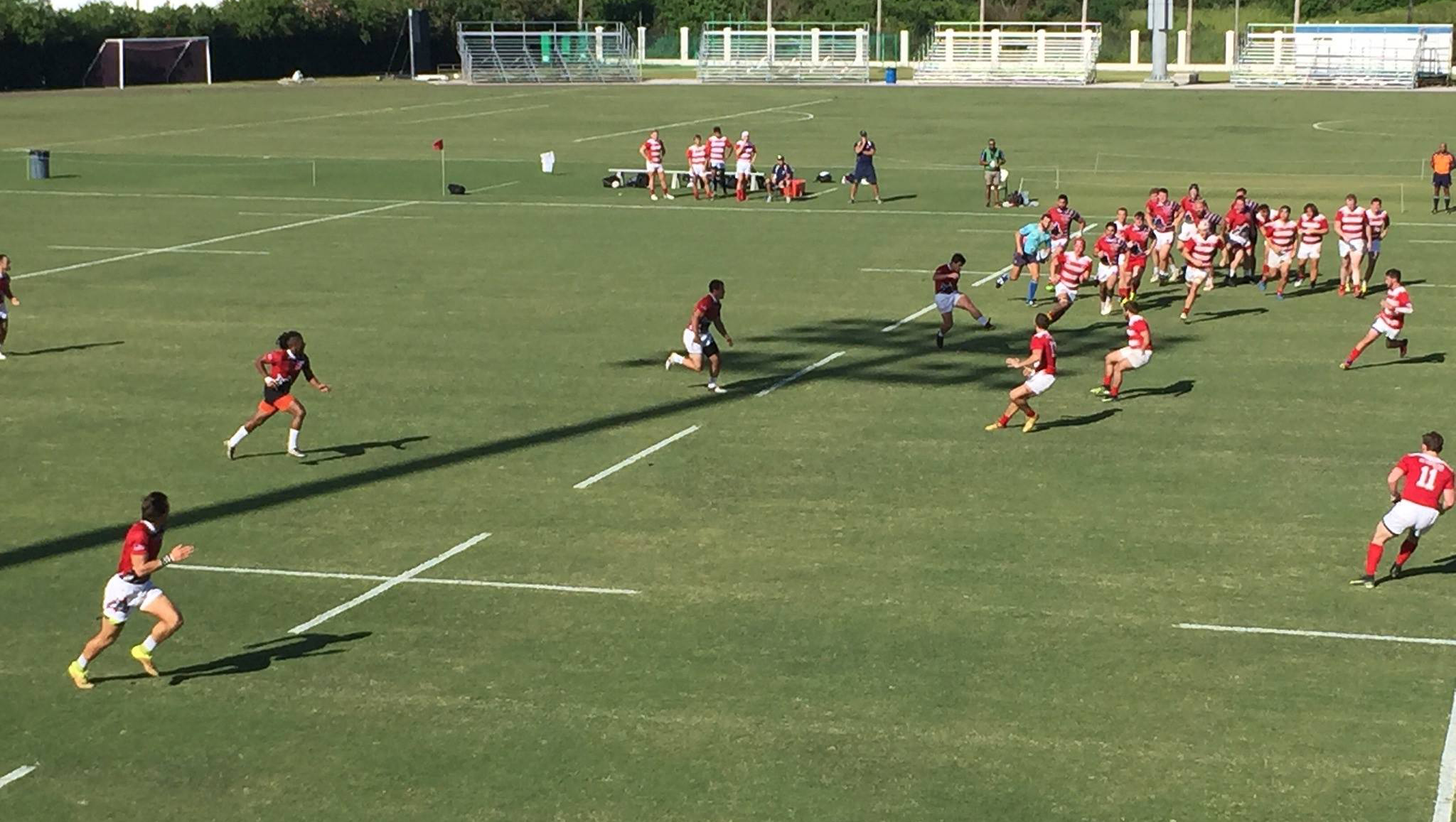 Capital Rugby Union Hosts High-Performance Rugby Weekend