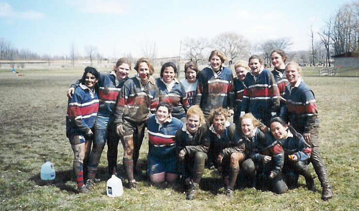 University of Pennsylvania Women's Rugby