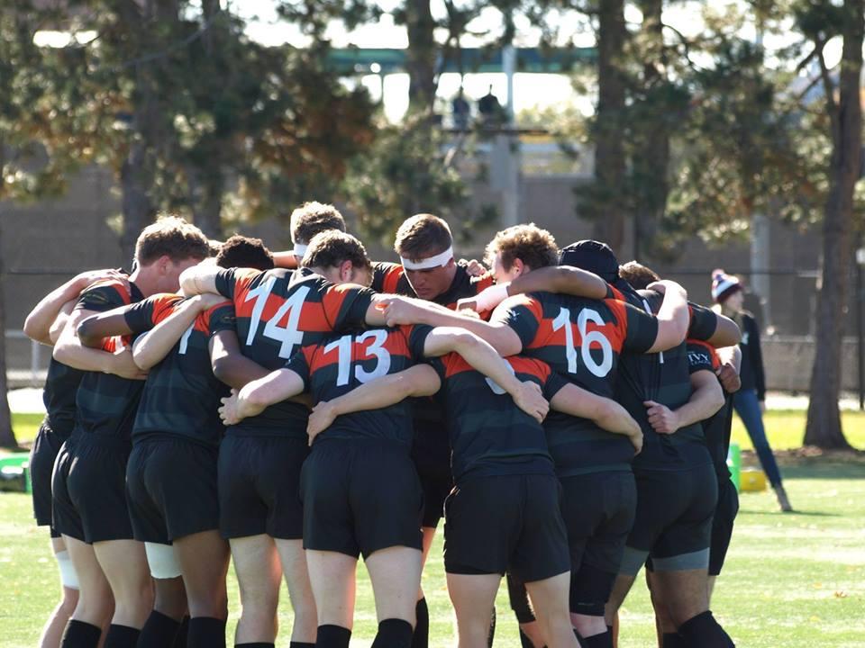 Princeton Men October 2015