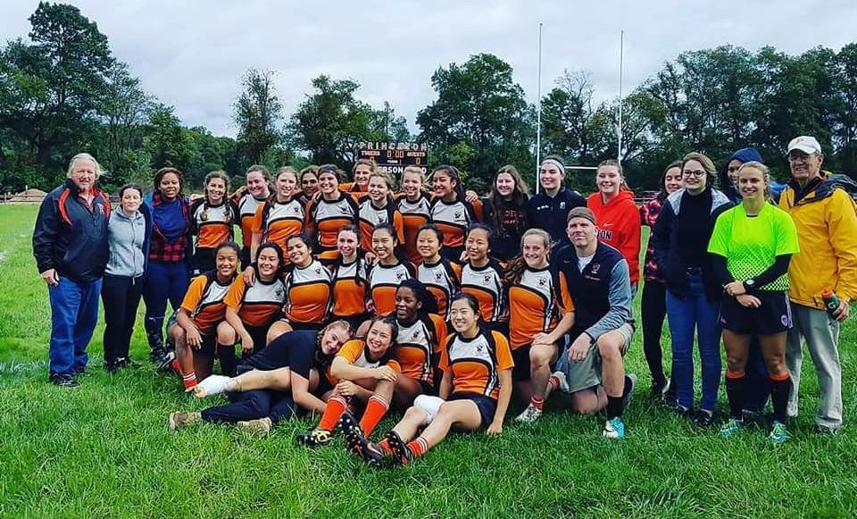Princeton Wins Ivy Rugby Conference Women's Club Championships