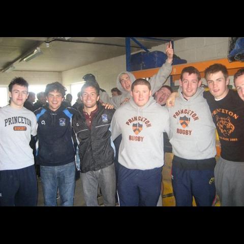 Dash to Dublin-March 2008