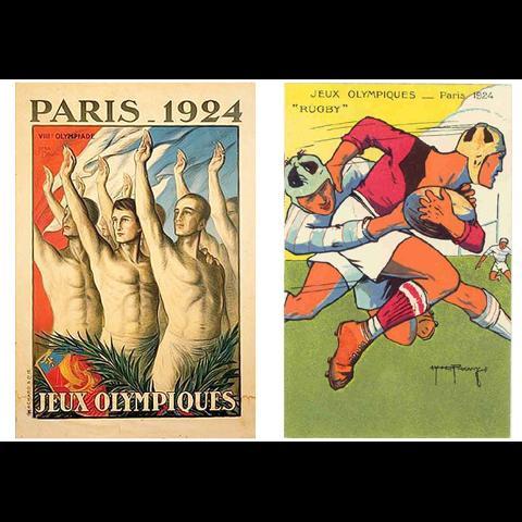 1924 Olympic Stadium Paris