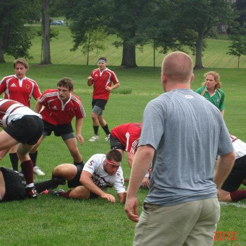 September 2010 Cornell Rugby