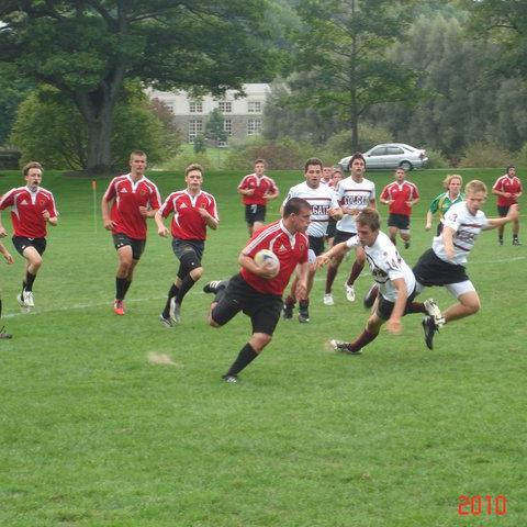 September 2010 Cornell Rugby