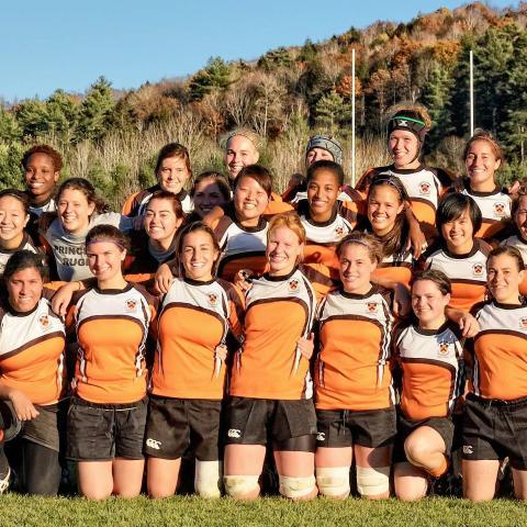 Fall 2011 Princeton Women