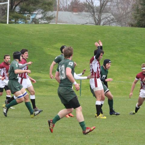 Harvard vs Dartmouth 2015