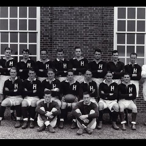 Harvard Rugby 1942