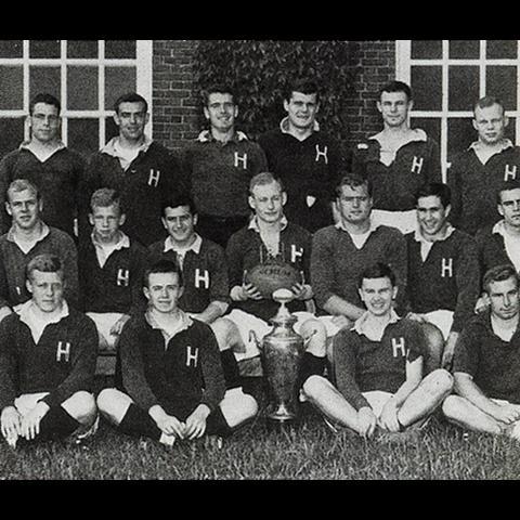 1954 Harvard Men's Rugby Football