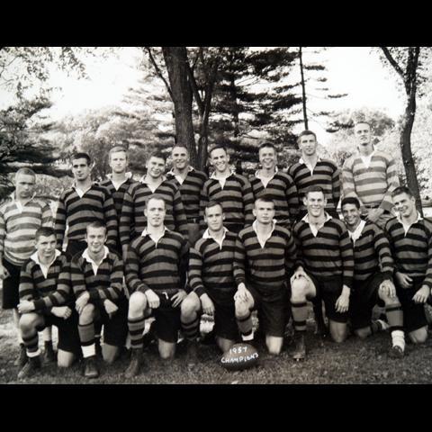 1957 Princeton Men