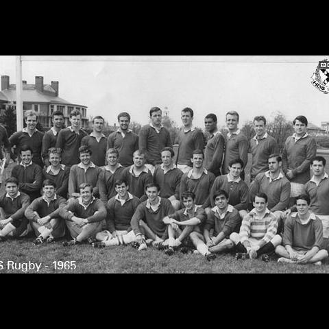 Harvard Busness School Rugby 1965