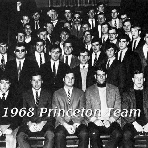 1968 Princeton Men