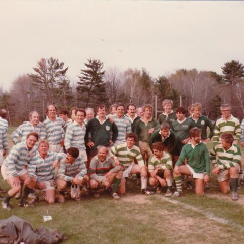 Summer 1980 Dartmouth Men