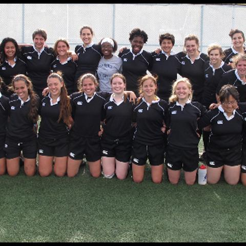 2011 Columbia Women Rugby