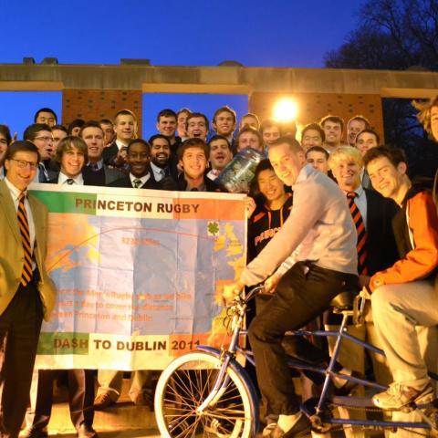 Princeton Dash to Dublin