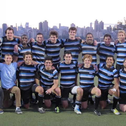 Columbia Men's Rugby Team