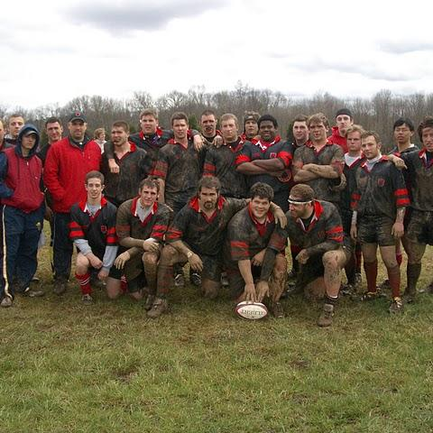 2003 Cornell Men's Rugby team