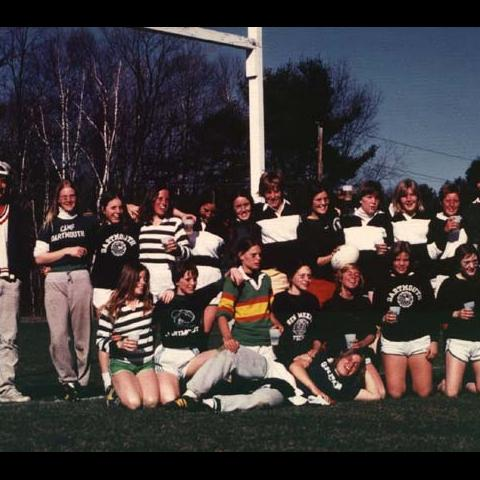 1978 Dartmouth Women Team Record: 3-0