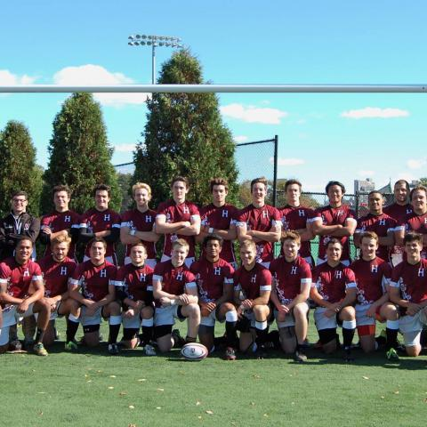 Harvard University Rugby 2015