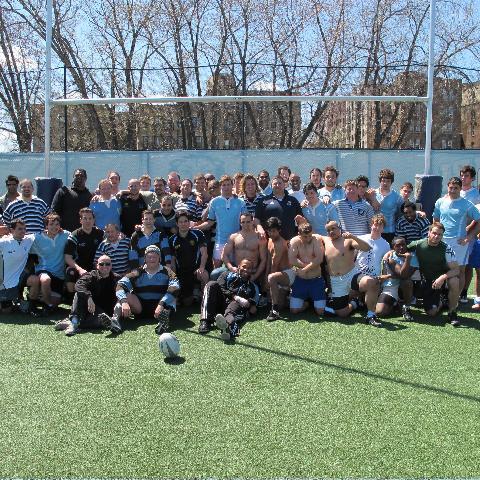 Columbia Alumni and Undergrads 2011
