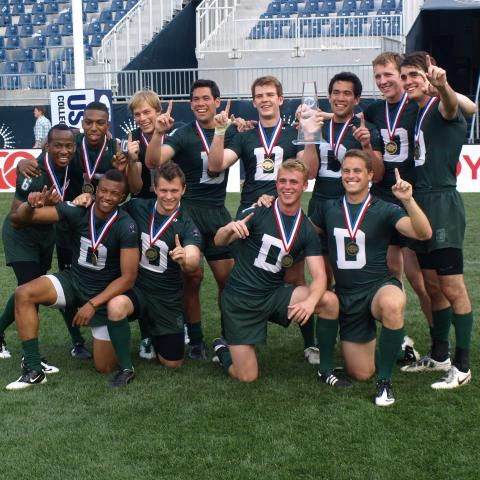 Summer 2011 Dartmouth Men's rugby