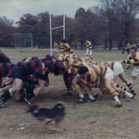 Penn vs. First City Troop 1969