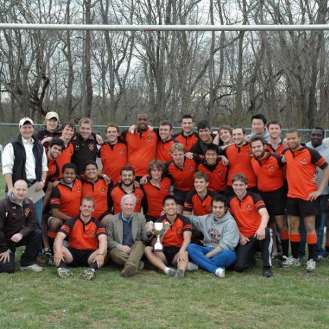 2007 Princeton Men