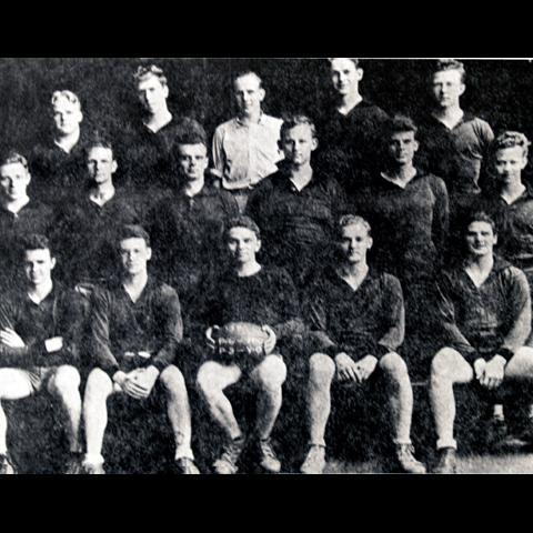 1934 Princeton Men's Rugby