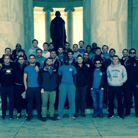 Columbia University Men 2014