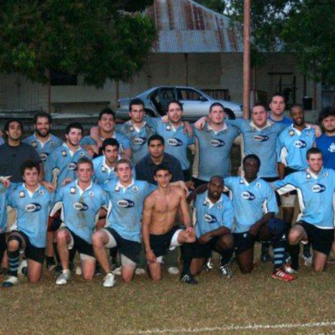 2007 Columbia Men's Rugby