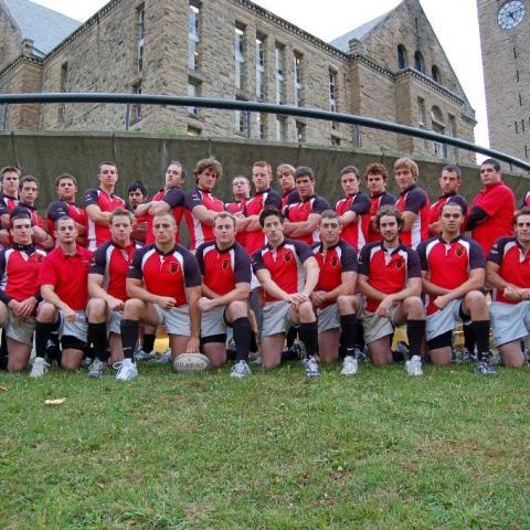2007 Cornell Men
