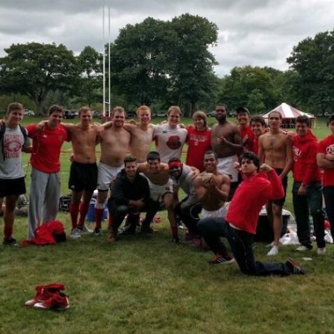 Cornell Men Fall 2017