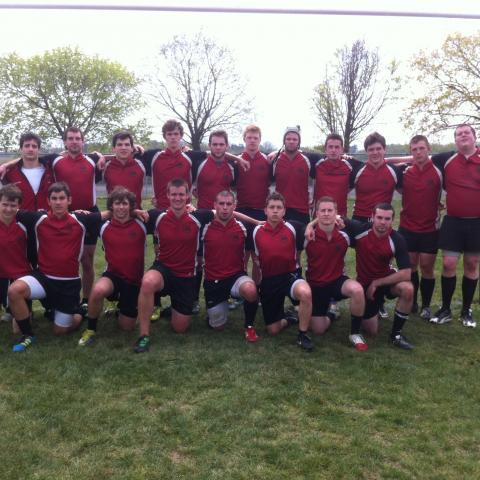 Cornell University Men Spring Ivies 2012