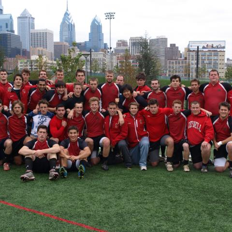 Cornell University Rugby team