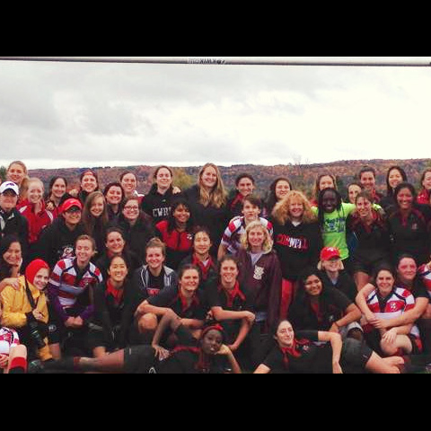 Cornell Women's Rugby Spring 2015