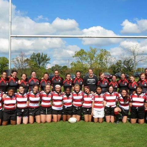 Cornell Women September 2014