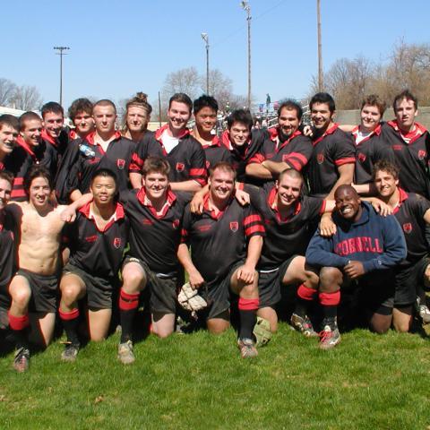 Spring 2005 Cornell Men