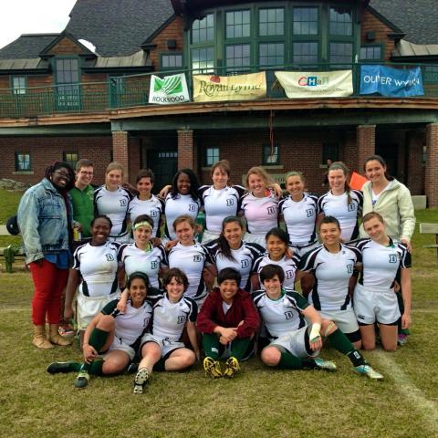 Dartmouth Women Spring 2013