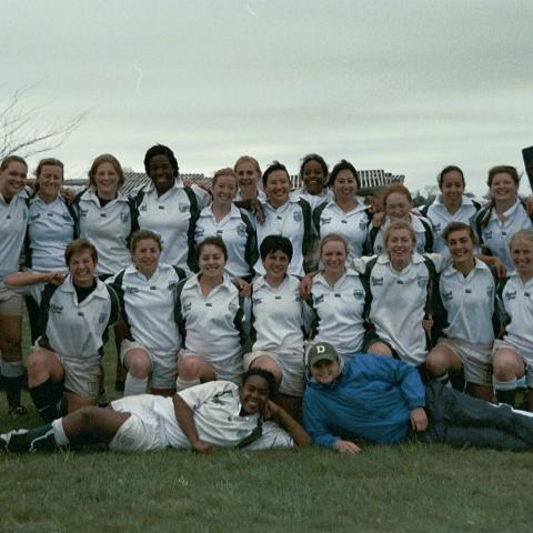 2007 Dartmouth Women
