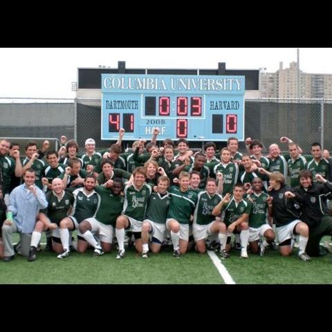 Spring 2008 Dartmouth Men