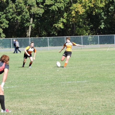 Princeton Kick