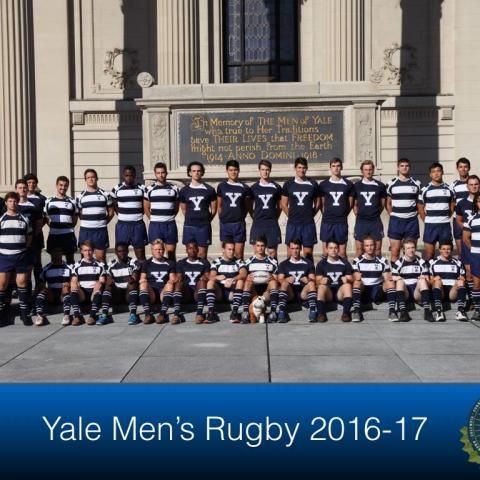 September 25, 2016 Yale Team Photo