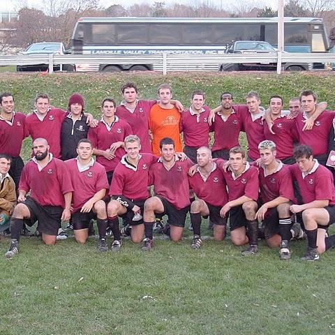 Harvard Rugby Fall 2002