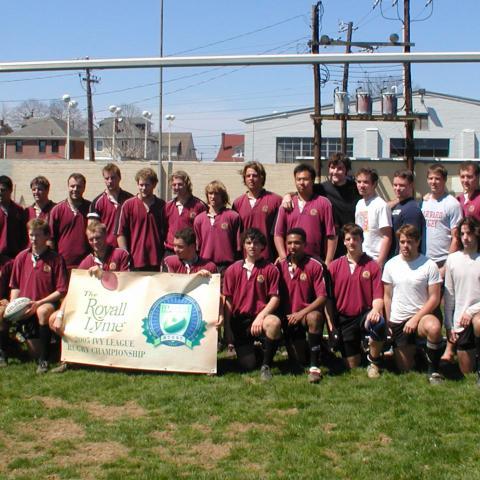 Harvard Rugby 2005 at Ivies