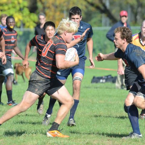 Princeton wins over Penn in close match